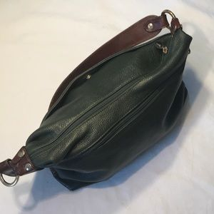 Valentina Leather Bag Made In Italy